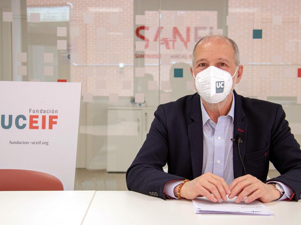 Francisco Javier Martínez, director de SANFI